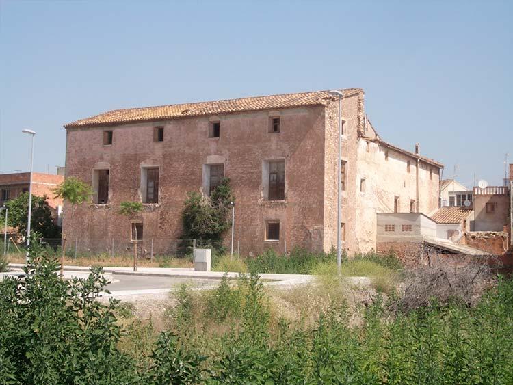 Palau de Quartell, Les Valls