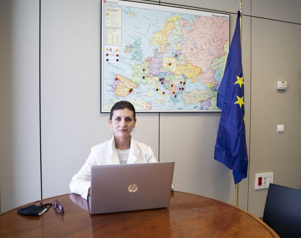 Participar en projectes europeus augmenta el capital intel·lectual de l'organització
