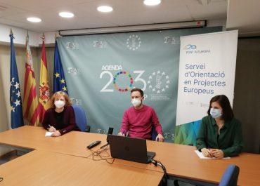 Pont a Europa orienta a los ayuntamientos valencianos ante la llegada de los fondos Next Generation