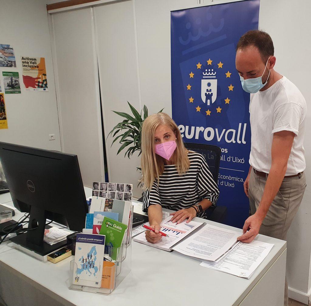 Acostem recursos europeus tant als ciutadans com a entitats públiques i privades